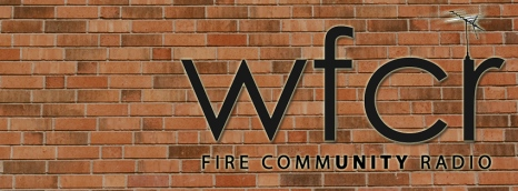 A cover photo for the WFCR Facebook page.